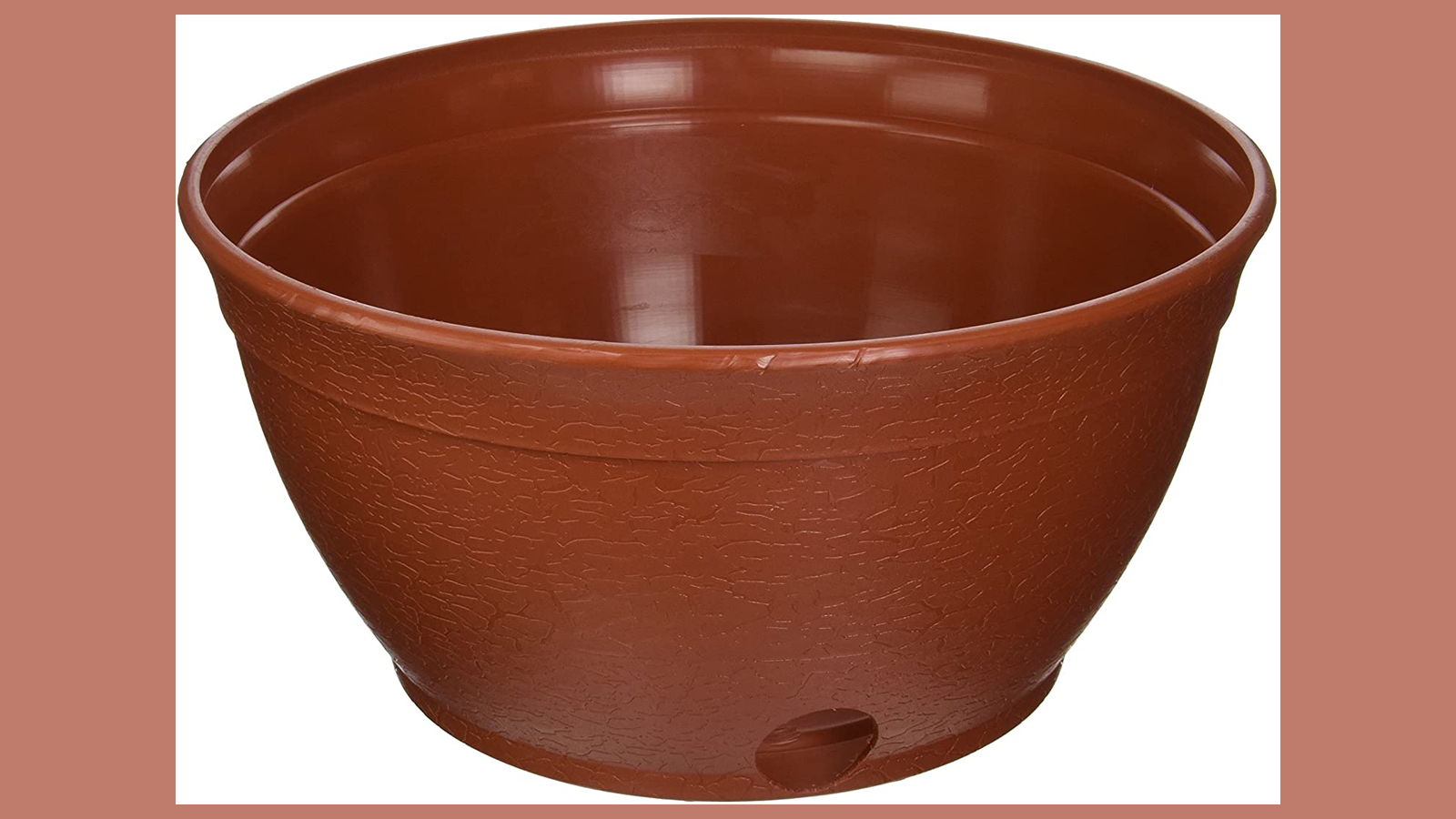Hide Your Garden Hose (But Still Keep it Accessible) with This Storage Pot