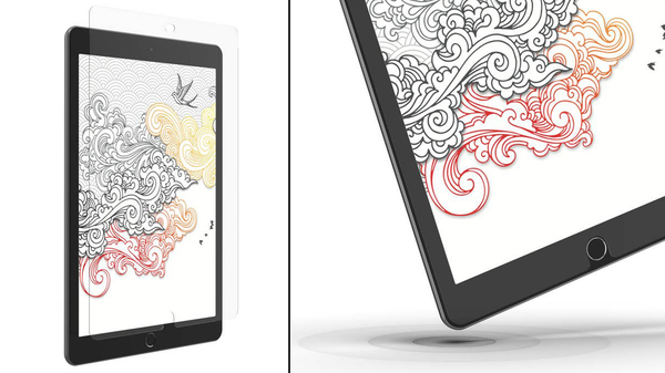 Hey Digital Artists—ZAGG's New iPad Screen Protector Feels Like Drawing on Paper