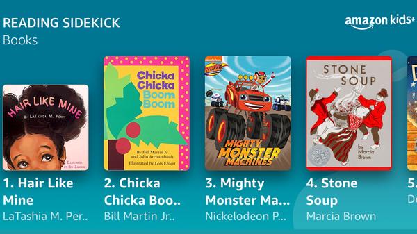 Amazon's New Reading Sidekick Feature Uses Alexa to Help Kids Read