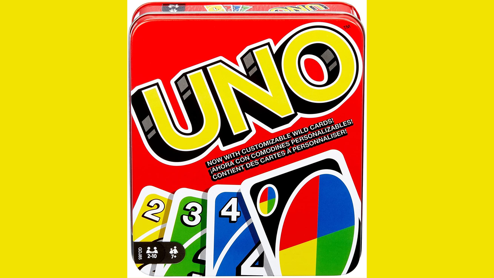 Round Out Your Family Game Collection with the Classic UNO Card Game