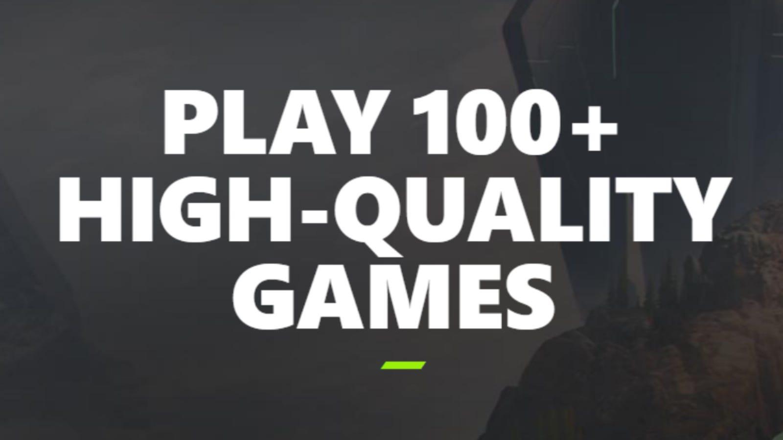 Xbox Game Pass website graphic