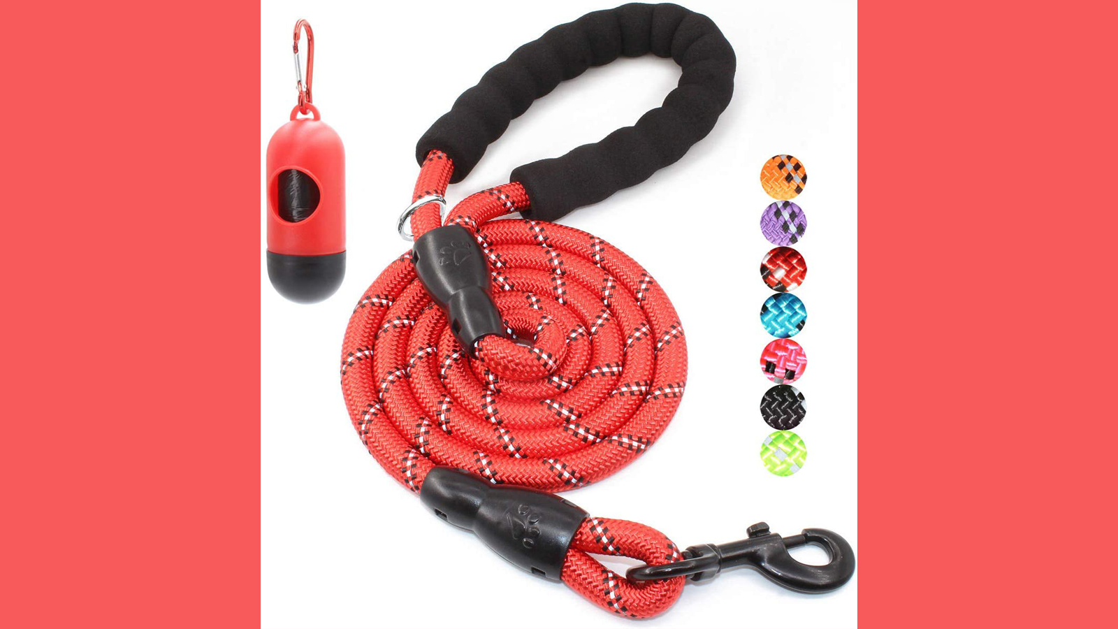 Get a Heavy Duty Dog Leash That's As Strong As They Are