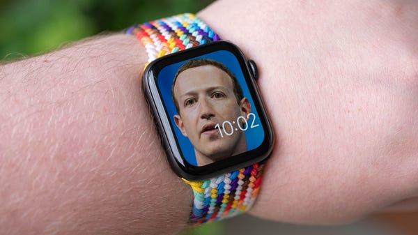 Facebook's Planned Smartwatch Is a Zucking Nightmare