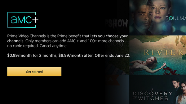 Amazon Is Offering Popular Prime Video Channels for $1 Each