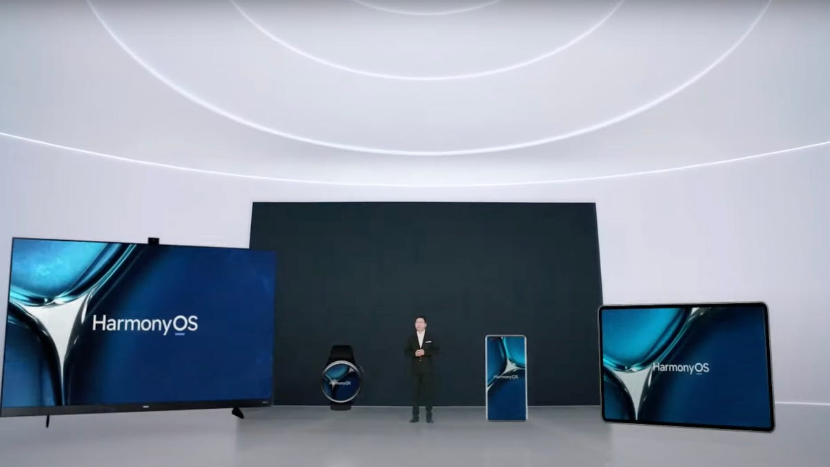 Huawei's new software