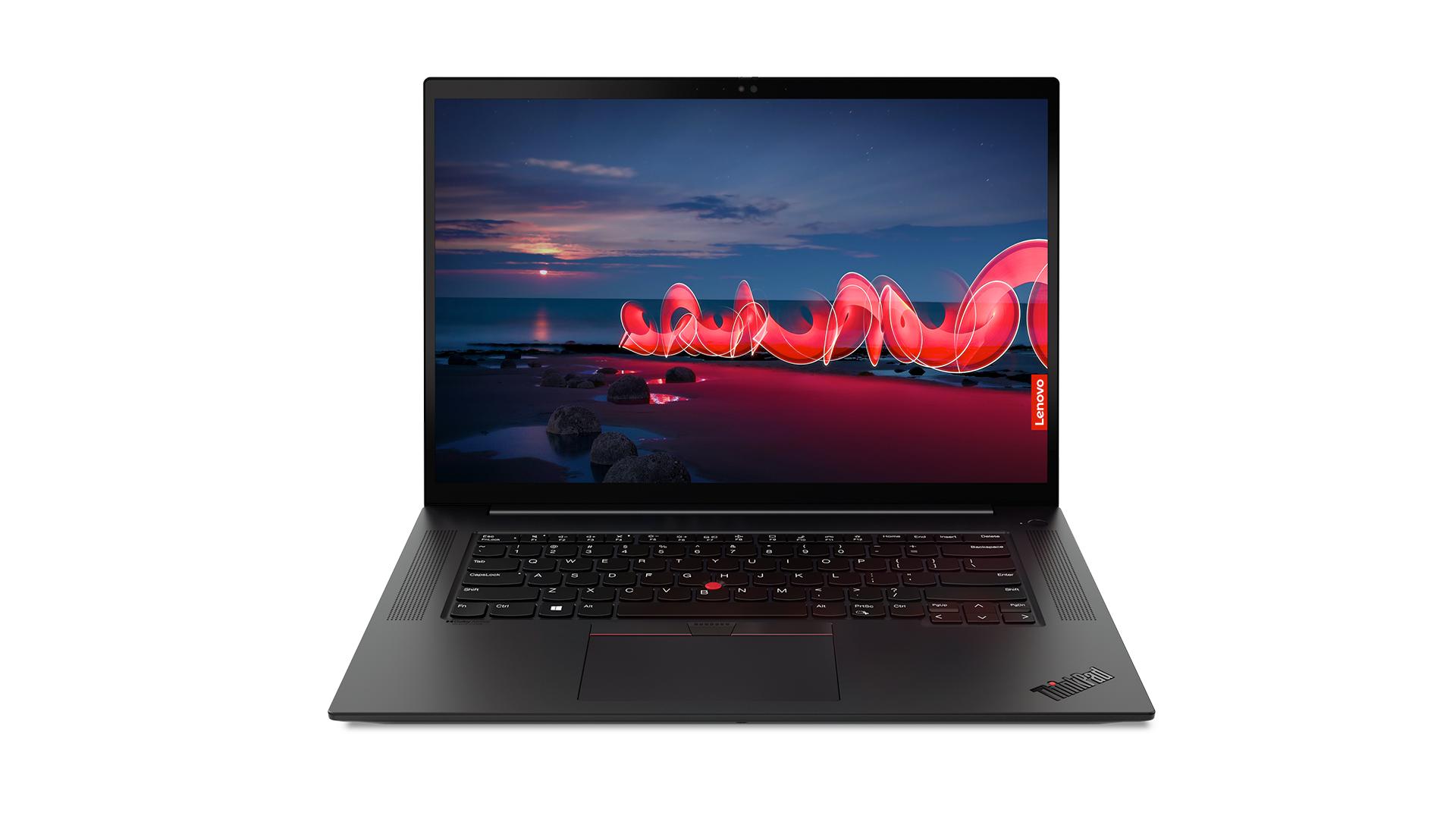 The ThinkPad X1 Extreme