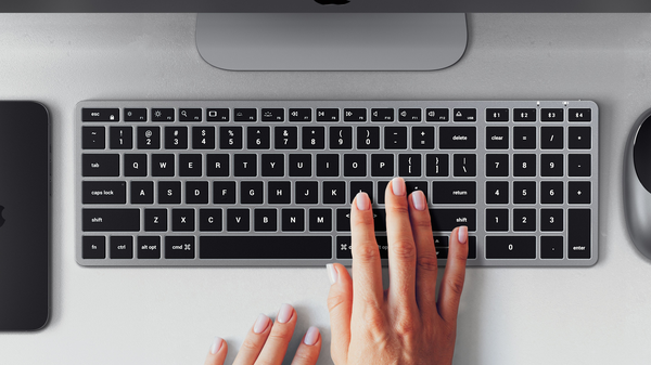 Satechi's Latest Mac Keyboard Costs About Half the Price of Apple's