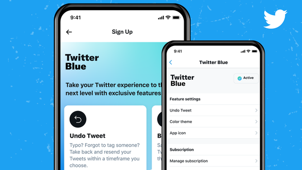 Twitter Blue is Official, and It's Stupid