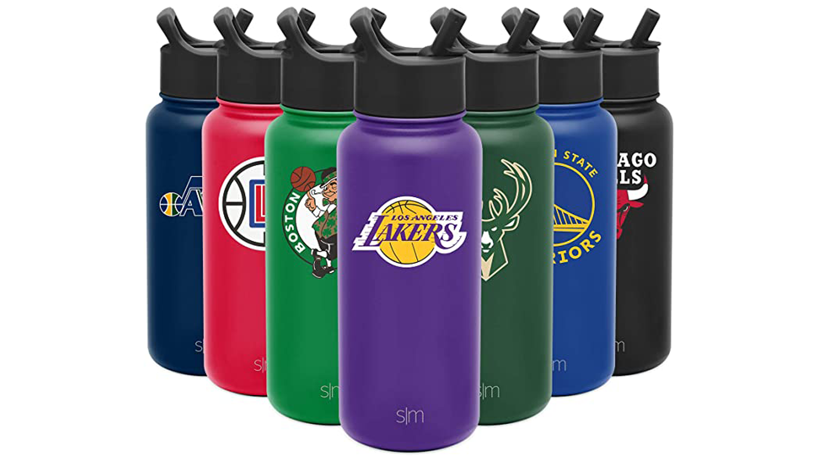 Declare Your Love for Your Favorite NBA Team with an Official Water Bottle