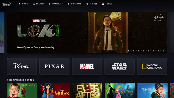 Disney+ Won't Launch a Cheaper Ad-Supported Plan