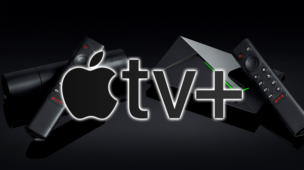 [Update: All Android TV Devices] Apple TV Arrives on NVIDIA Shield Streaming Devices