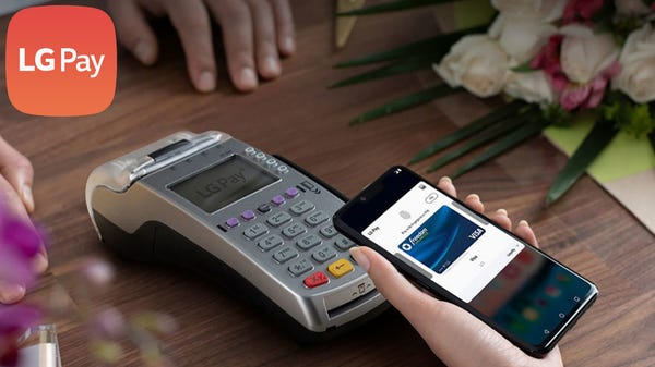 Goodbye LG's Mobile Payments Service That We Barely Knew Existed
