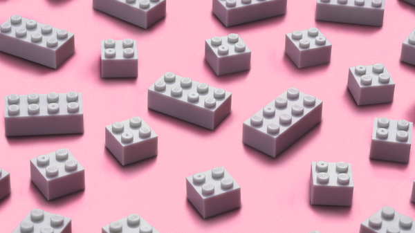LEGO Reveals Its First Prototype Brick Made of Recycled Plastic