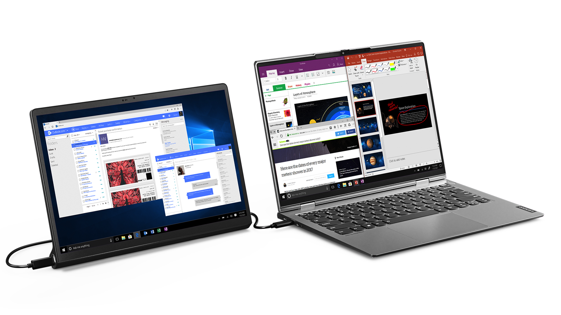 The Lenovo Yoga Tab 13