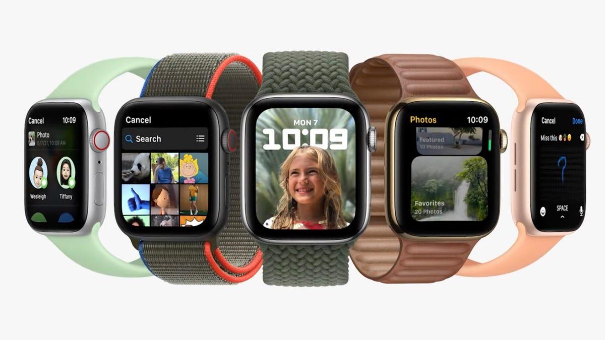 New Apple Watch stuff