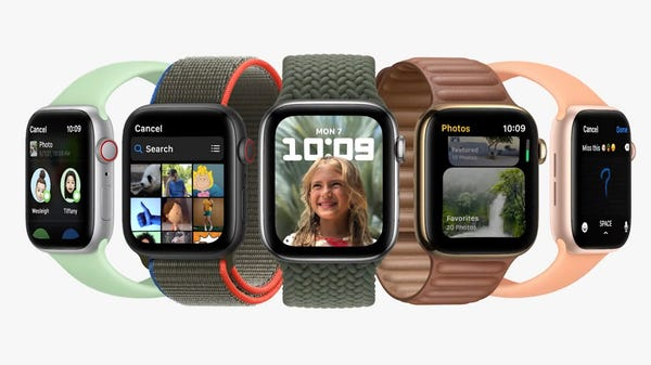 watchOS 8 Brings More Health Features, Photos and Timer Improvements
