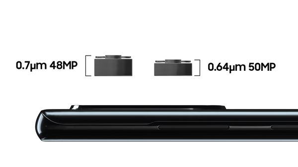 Samsung Wants to Shrink the Camera Hump to Just a Bump