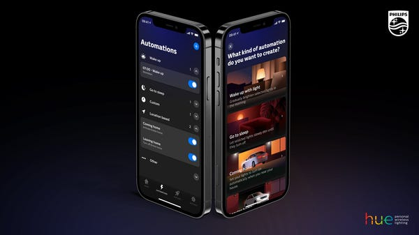 Philip Hue's Latest App Update Supports Multi-User Smart Homes