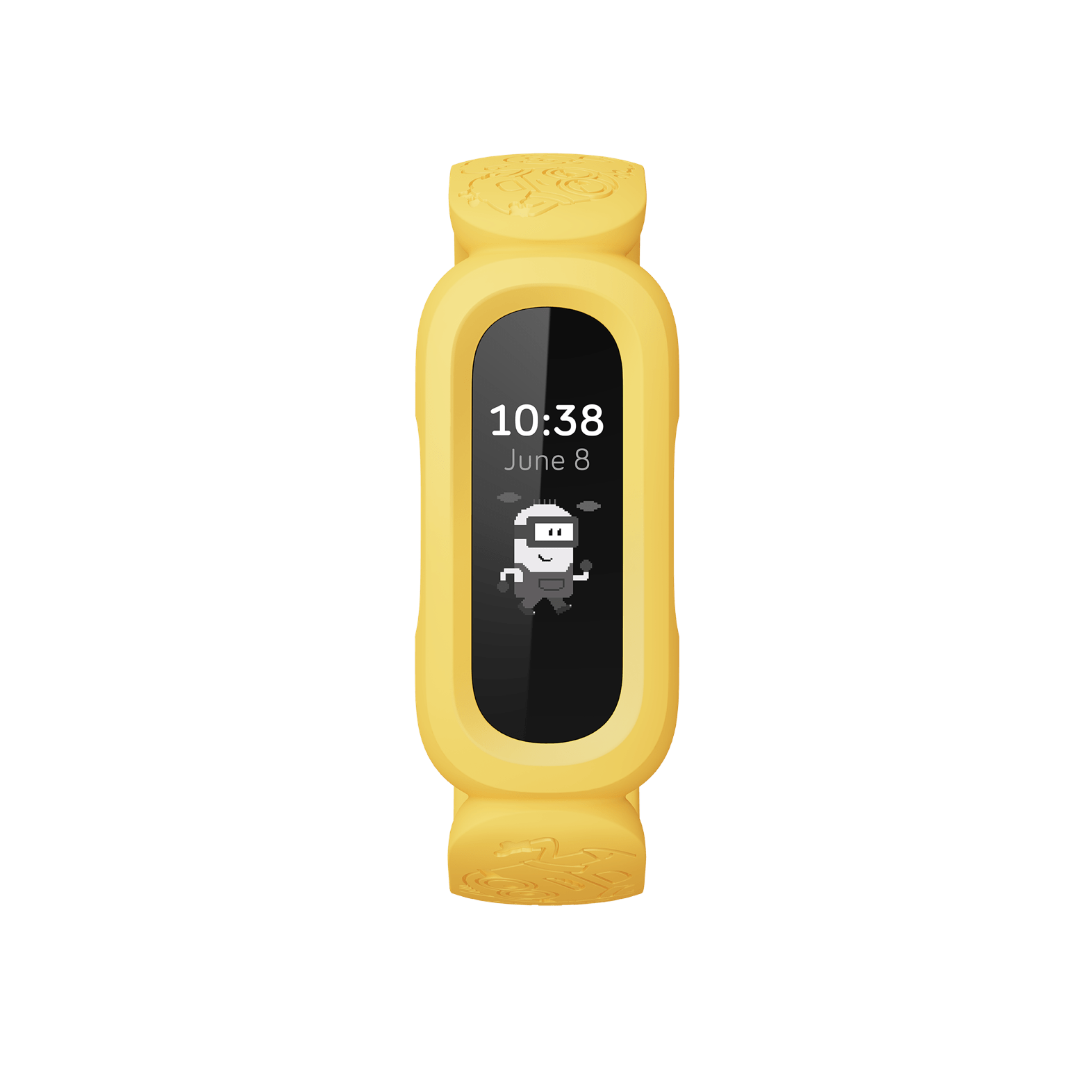 Fitbit Ace 3 Special Edition Minions Yellow
