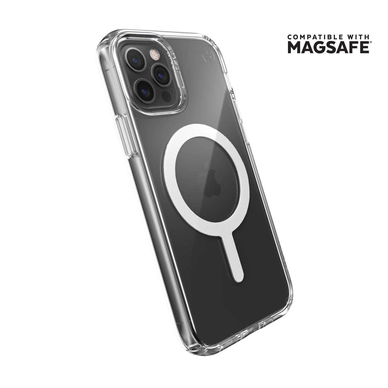 Speck Presidio Perfect-Clear MagSafe Case