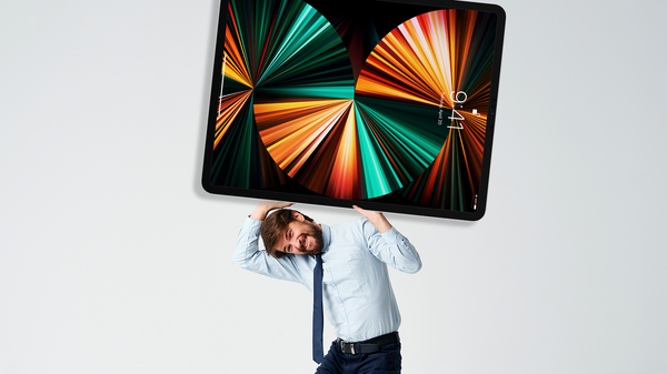 Apple Could Release a HUUUUUGE iPad Pro
