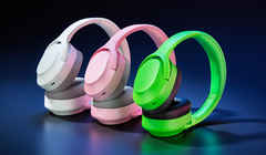 Razer's Colorful New Opus X Headsets Blend Bold Performance with Style