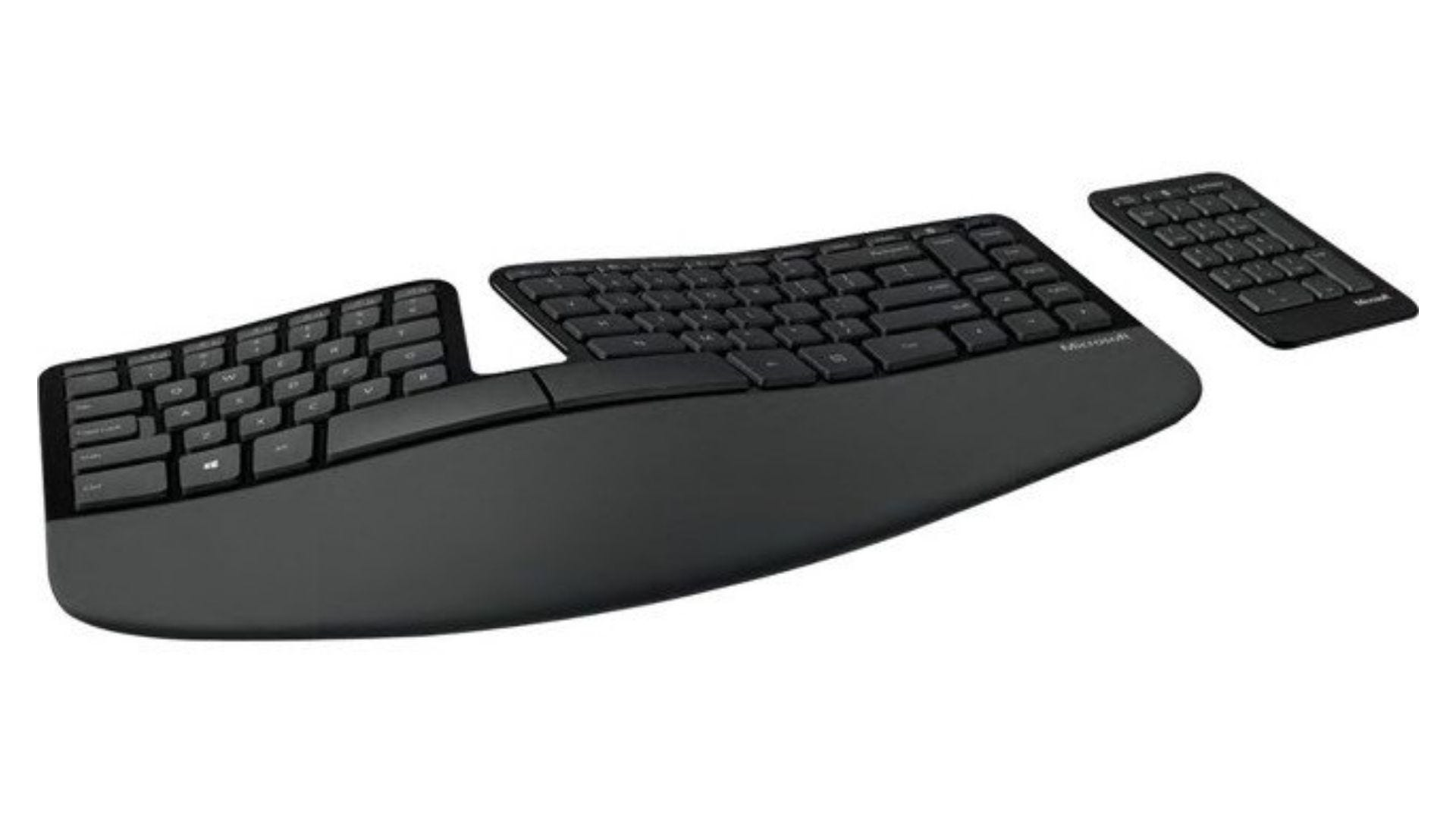 Microsoft Sculpt Ergonomic Keyboard For Business