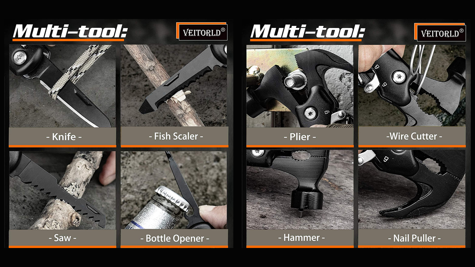 You'll Be Prepared for Projects and Repairs with This All-in-One Multitool