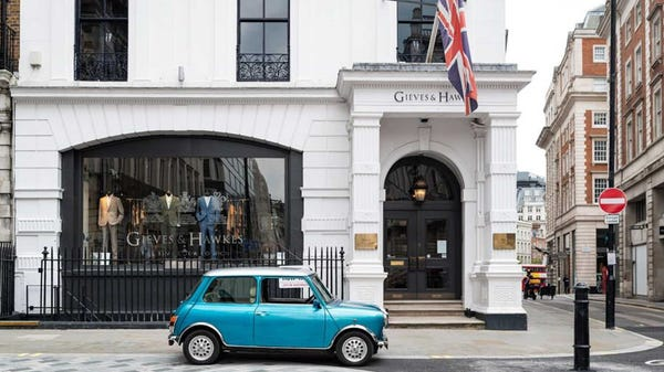 Classic Mini Goes Electric for the Price of a New Electric Mini