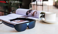 TCL Shows Off NXTWEAR G Smart Glasses, Multi-Screen Collaboration, and 5G CPEs