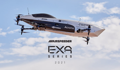 Airspeeder's Flying Race Car Makes Podracing a Reality