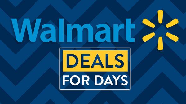 "The Best Deals of Walmart's ""Deals for Days"" Savings Event"