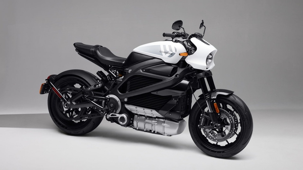 Harley's Latest LiveWire Electric Motorbike Gets Better Mileage for a Lower Price
