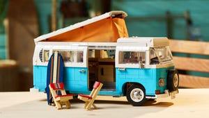 LEGO Volkswagen T2 Camper Van Set Will Have You Living Your Best Van Life