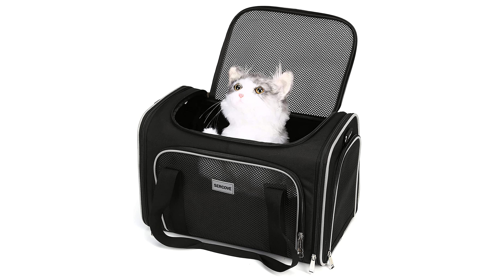 This Soft Carrier is the Perfect Way to Take Your Pets on the Road