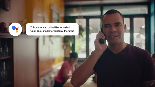 Google Duplex Could Automatically Add You to Restaurant Waitlists