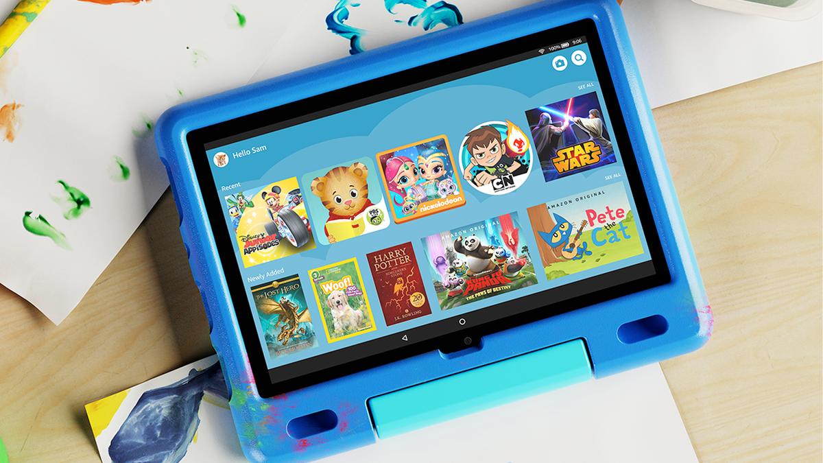 Amazon's Fire 8 Pro Kids Edition