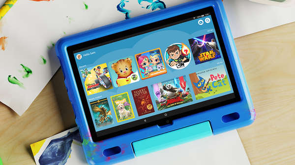 Amazon Is Running a Massive Sale on Kid-Friendly Tablets, Speakers, and Smart Lamps