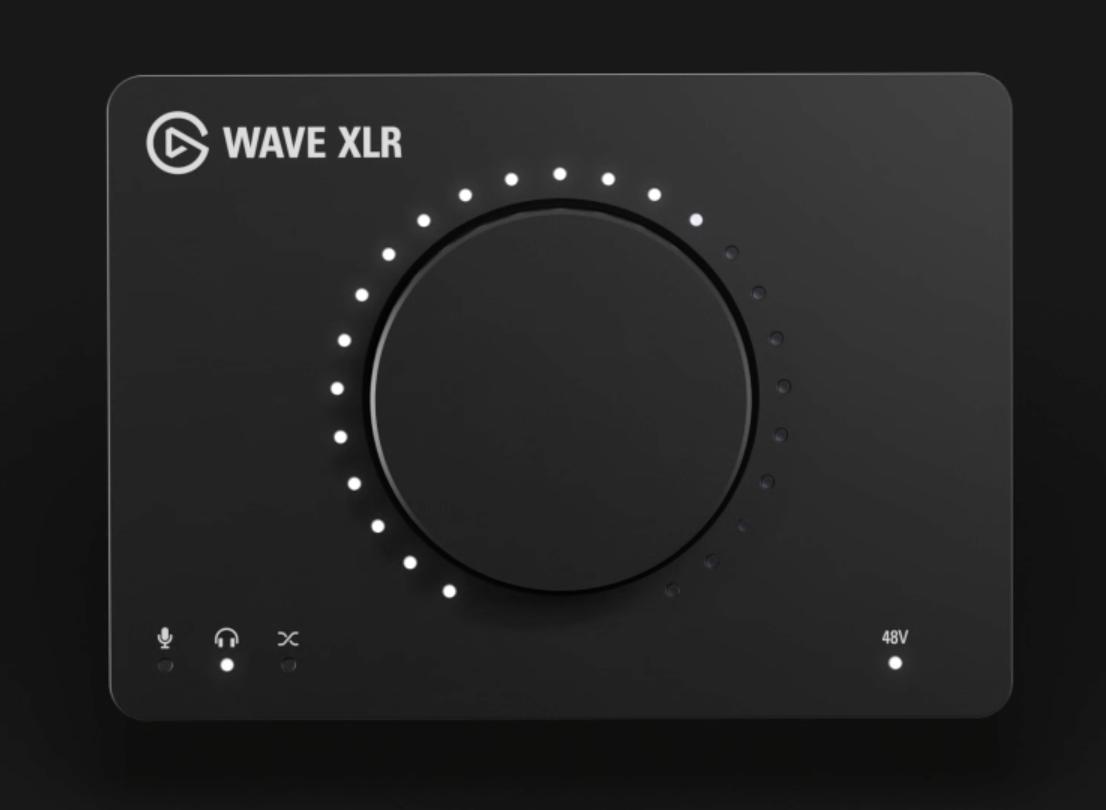 Elgato Wave XLR Interface