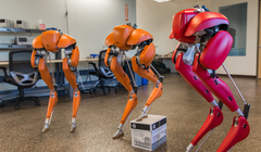 Good News: You Can Still Outrun Our Bipedal Robot Overlords