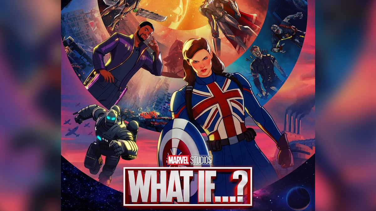 The banner for Marvel's What If