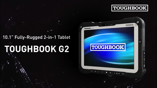 Panasonic's New Toughbook Modular PC Is Just Outrageous