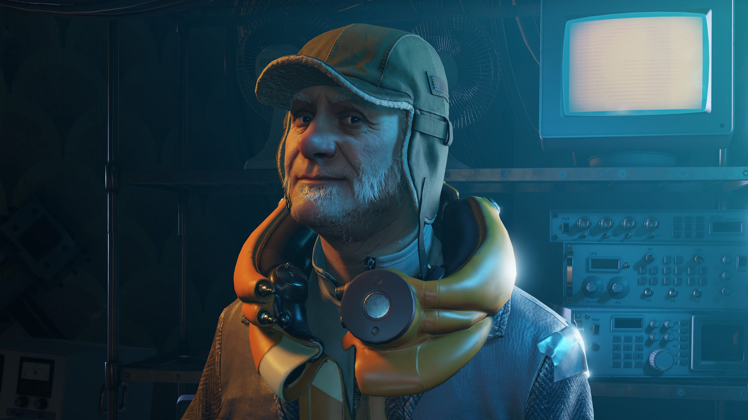 Russel from Half Life: Alyx