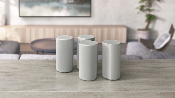 Sonys Says Its New 4-Speaker System Sounds Like a 12-Speaker System