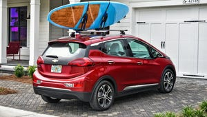 Don't Park Your Chevy Bolt Inside Where It Might Burn Down Your Home