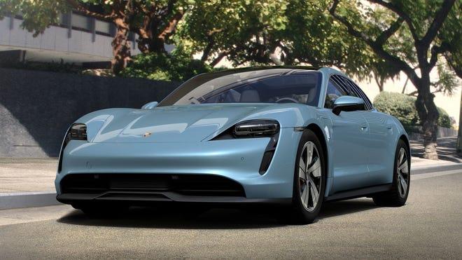 Porsche Recalls 43,000 Taycan EVs Worldwide