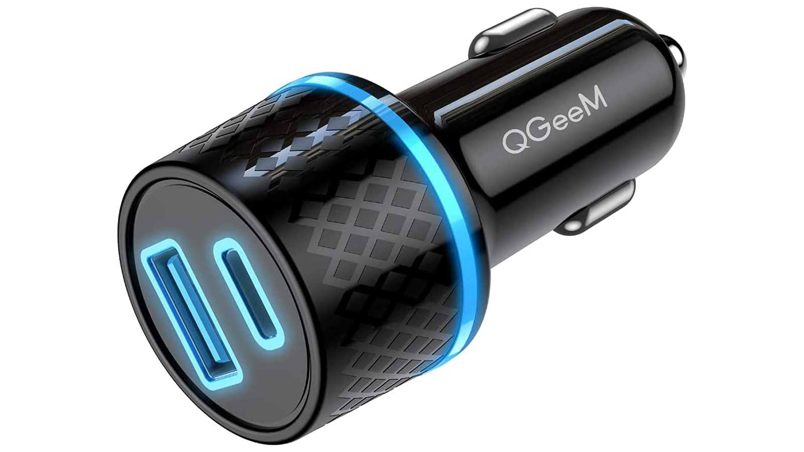 Charge on the Go with This Handy USB Car Charger Adapter