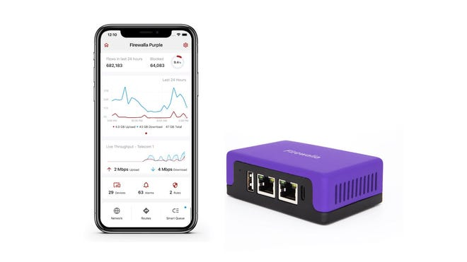 Firewalla's New Firewall Can Travel With You