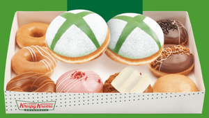 Xbox Teamed Up with Krispy Kreme for a Delicious New Game Pass Promo