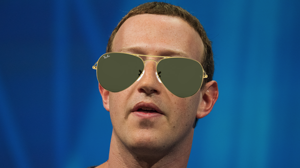 Facebook Will Release Ray-Ban Branded Smart Glasses